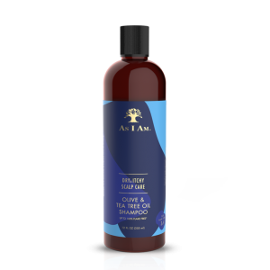 Olive & tea tree oil shampoo